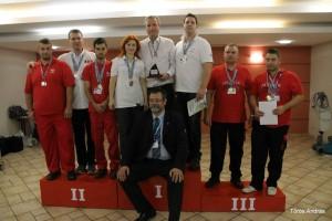 Első helyezett a Carpex Kft csapata a Clean Europe versenyen!