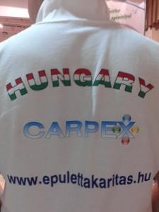 Carpex Kft takarítási verseny, Clean Europe